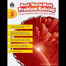 TCR8388 Real-World Math Problem Solving Grade 3