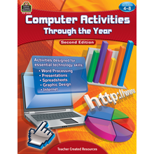 Computer Activities Through the Year Grade 4-8