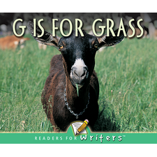 G is For Grass