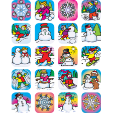 Winter Stickers