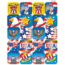 Patriotic 2 Stickers