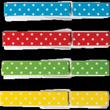 Polka Dots Clothespins