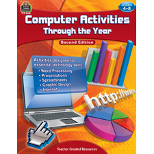 Computer Activities Through the Year