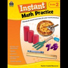 Instant Math Practice Grade 2