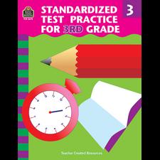 Standardized Test Practice for 3rd Grade