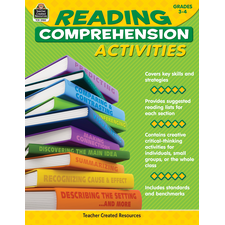 Reading Comprehension Activities Grade 3-4