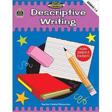 Descriptive Writing, Grades 1-2 (Meeting Writing Standards Series)