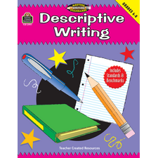 Descriptive Writing, Grades 6-8 (Meeting Writing Standards Series)