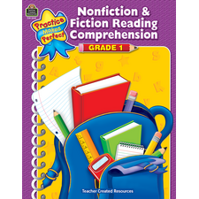 Nonfiction & Fiction Reading Comprehension Grade 1