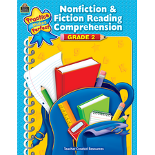 Nonfiction & Fiction Reading Comprehension Grade 2