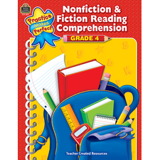Nonfiction & Fiction Reading Comprehension Grade 4