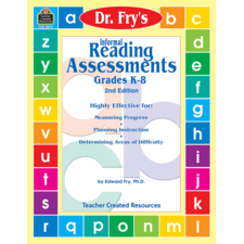 Informal Reading Assessments by Dr. Fry