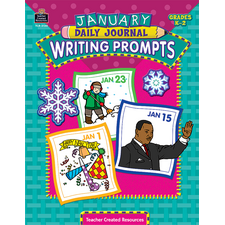 January Daily Journal Writing Prompts