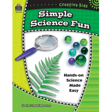 Creative Kids: Simple Science Fun