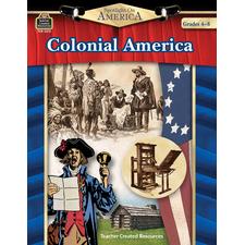 Spotlight On America: Colonial America