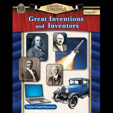 Spotlight On America: Great Inventions & Inventors
