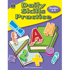Daily Skills Practice Grades 3-4