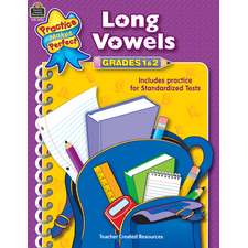 Long Vowels Grades 1-2