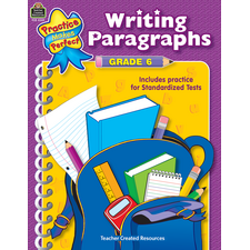 Writing Paragraphs Grade 6
