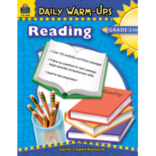 Daily Warm-Ups: Reading, Grade 2