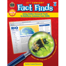 21st Century Fact Finds: Using Online Research Tools to Reinforce Common Core Skills- Grade 4
