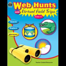 Web Hunts and Virtual Field Trips