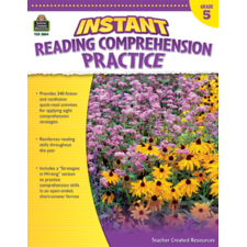 Instant Reading Comprehension Practice Grade 5