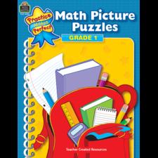 Math Picture Puzzles Grade 1