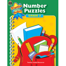 Number Puzzles Grade 3