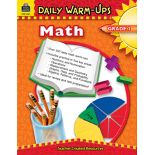 Daily Warm-Ups: Math, Grade 3