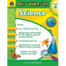 Daily Warm-Ups: Science Grade 4