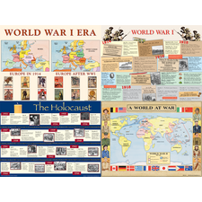 The World Wars Bulletin Board Display Set