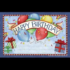 Happy Birthday Awards from Susan Winget