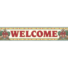 School Days Welcome Banner from Debbie Mumm