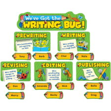 We've Got the Writing Bug Mini Bulletin Board