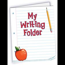 My Writing Folder Pocket Folder