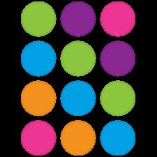 Bright Circles Mini Accents