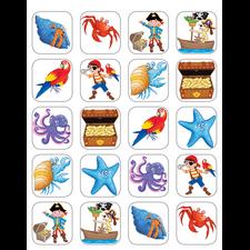 Island Adventure Stickers