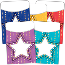 Marquee Library Pockets - Multi-Pack