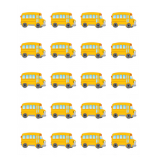 School Bus Stickers
