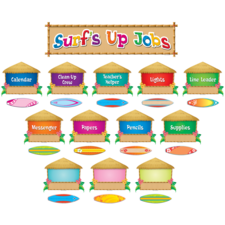 Surfs Up Jobs Mini Bulletin Board