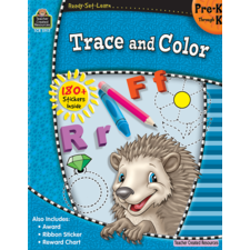 Ready-Set-Learn: Trace and Color PreK-K