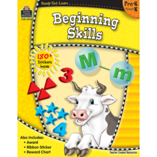 Ready-Set-Learn: Beginning Skills PreK-K