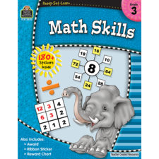 Ready-Set-Learn: Math Skills Grade 3