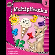 Ready-Set-Learn: Multiplication Grade 3