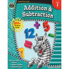 Ready-Set-Learn: Addition & Subtraction Grade 1
