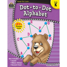 Ready-Set-Learn: Dot-to-Dot Alphabet Grade K
