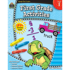 Ready-Set-Learn: First Grade Activities