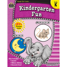 Ready-Set-Learn: Kindergarten Fun
