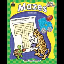 Start to Finish: Mazes Grade K-1